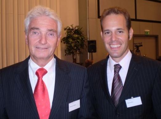 Rene Huber und Bruno Erni