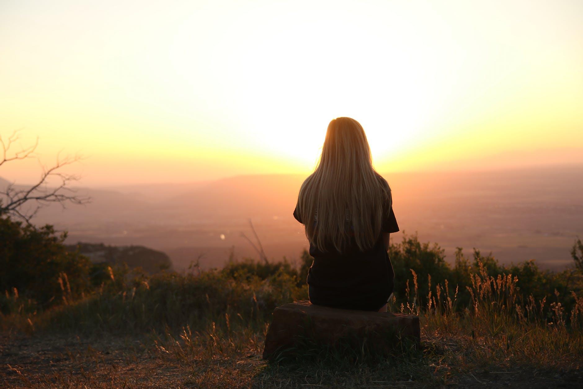negative Gedanken loswerden