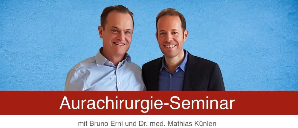AuraChirurgie Seminar