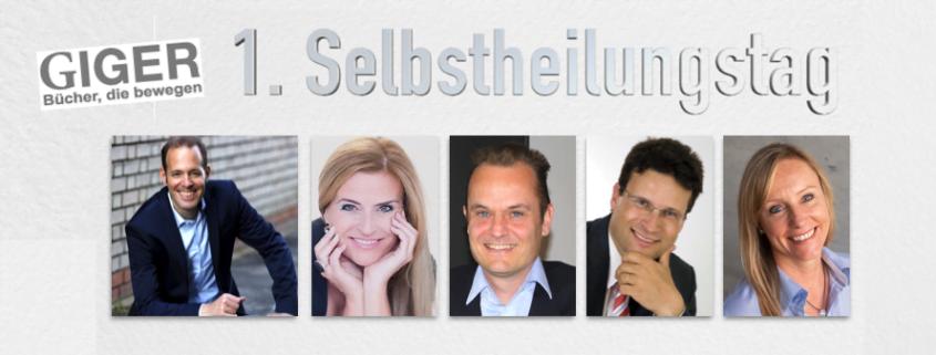 Selbatheilungstag - Giger Verlag